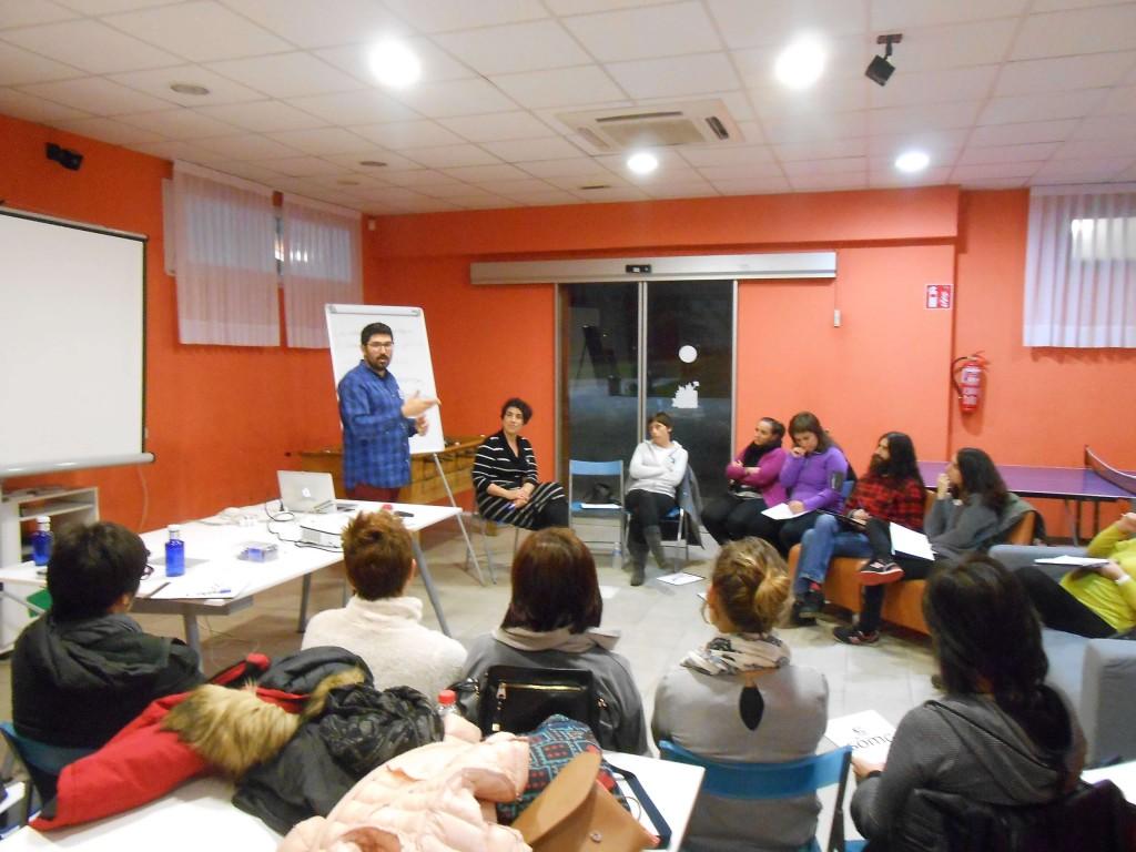 Educación emocional con las familias de Gatika